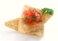 Chips and Salsa, low-calorie snacks, Weight Loss Snacks
