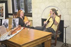 Portsmouth Public Library presented Musical Notes Through History-Appalachian Music- An event to celebrate Portsmouth's Bicentennial. (Sept. 2014)