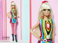 2014 Madrid Fashion Doll Convention exclusive!