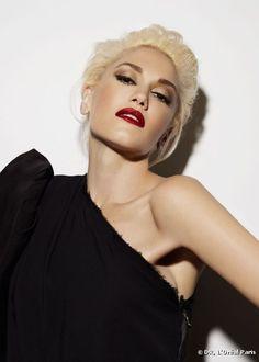 I love Gwen Stefani's style.
