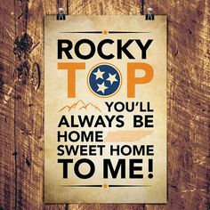 Yes you will:) Good 'ol Rocky Top....Rocky Top Tennessee. Now--if only our football team could win some games! haha.