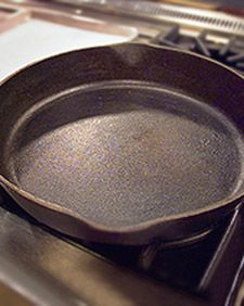 Q: What is the best way to season and care for cast iron? How should I wash it without removing the seasoning?