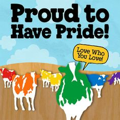 Happy Pride Month! Love, Ben & Jerry's