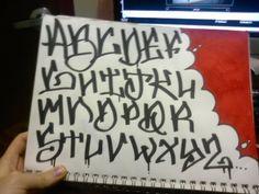 3D Graffiti Letters A-Z | ... Graffiti Alphabets graffiti names a-z – Graffiti Alphabet