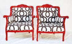 pretty bada$$ chairs