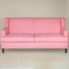 pink sofa of my dreams