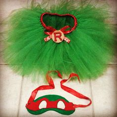 Hey, I found this really awesome Etsy listing at http://www.etsy.com/listing/162393721/ninja-turtles-tutu