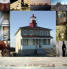 Point Lookout Lighthouse... haunted and beautiful