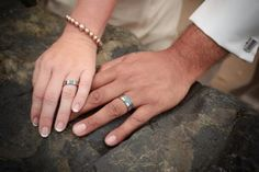 Tickled Turquoise: 5 Unique Wedding Rings for your Turquoise Wedding