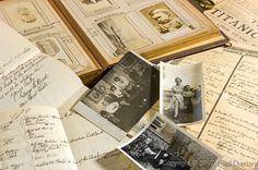 Genealogy and Scrapbooking: A Match Made in Heaven