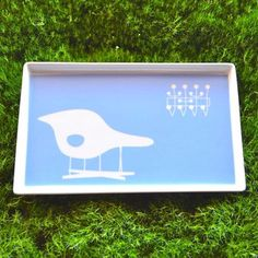 Eames La Chaise Tray Large now