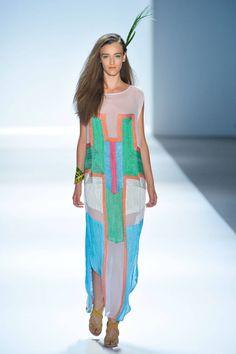 Mara Hoffman (one of my fashion spirit animals) Spring 2013 RTW Collection - Fashion on TheCut