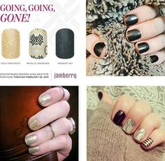 Jamberry going going