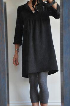 Tova- basic black. very chic.