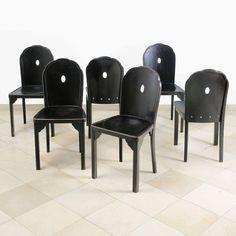 Josef Hoffmann chairs