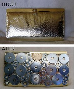 #14  Re-Style your Clutch