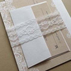 Shabby Chic Inspired Free Printable Gift Wrap & Tags (You Just Add Lace)