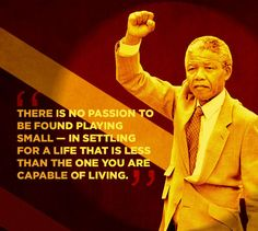 15 Of Nelson Mandela's Most Inspiring Quotes - The former South African president died Thursday at age 95. Remember him through his uplifting and revolutionary words.