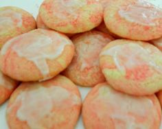 Deliciously soft, almond flavored cookie called a Sweetie!  Guaranteed to be a HUGE hit!
