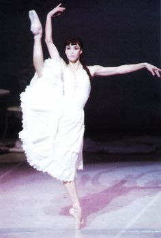Sylvie Guillem- she saved me from being run over by a motorbike behind the Royal Opera House when I was 15 :)