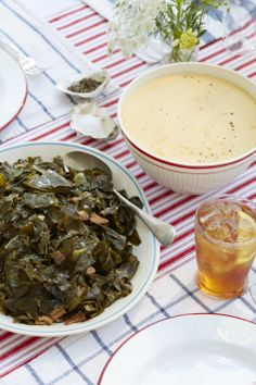 Collard Greens #myplate #veggies #summer #sides