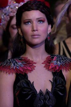 Jennifer Lawrence is gorgeous