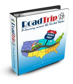 Road Trip USA Geography Curriculum