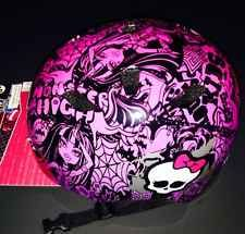 MONSTER HIGH BIKE HELMET NEW with tags New Style