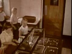 1960s educational video about lunch manners.  Love that their technology was used to create such interesting movies:)