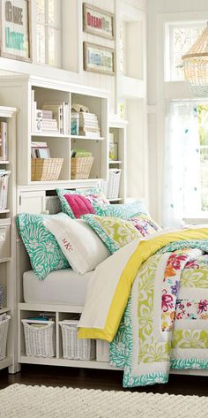 Wailea Girls Bedding