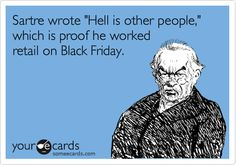 Black Friday ....