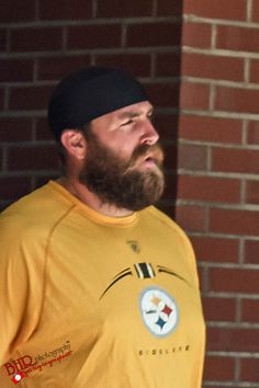 www.facebook.com/bhr.photography   NFL, Pittsburgh Steelers, Brett Keisel, Da Beard , Football