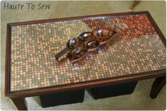 Penny Coffee Table