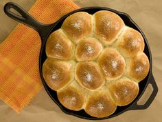 Rapid rolls- sweet fresh hearty bread rolls that lay all the rest to shame.