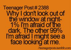 I'm part of that 99%.