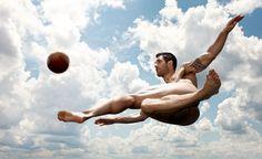 Carlos Bocanegra - ESPN's Bodies We Want 2012