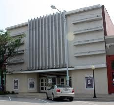 Stadium Theater Building - now a church