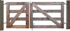 Farm Gate & Field Gate Hardware, Latches, Hinges & Gate Hangers
