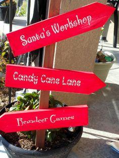 Christmas Wood Sign.. Holiday Decoration... Planter Decor on Etsy, $24.95