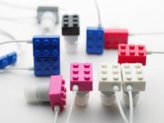 Lego Ear Buds