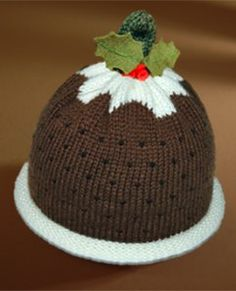Knitted Christmas Pudding Pattern Free : Knit & Crochet on Pinterest Hand Made, Crochet Cape and Crochet Pattern...