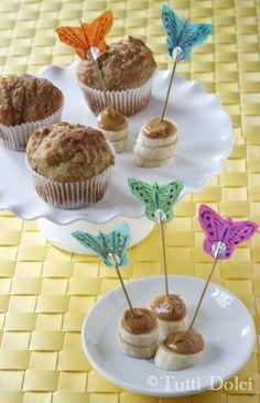 Banana, Peanut Butter & Honey Muffins | Tasty Kitchen: A Happy Recipe Community!