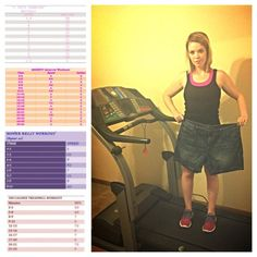 9 treadmill workouts for serious weight loss!