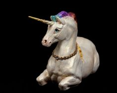"Windstone Editions ""Hawaii 1"" Mother Unicorn Figurine Fantasy Statue | eBay"