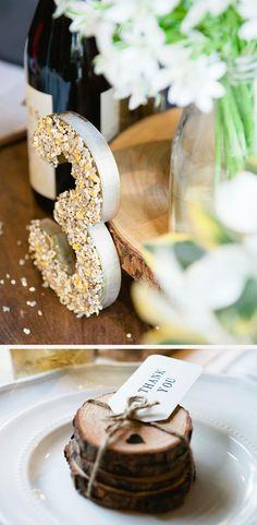 Darby Smart Weddings - Wedding DIY projects