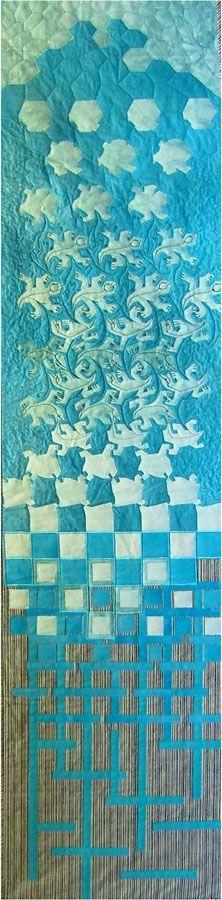 Metamorphosis by Jan Watson | Turning Point textile design group