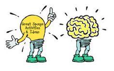 Literacy Sponge Ideas