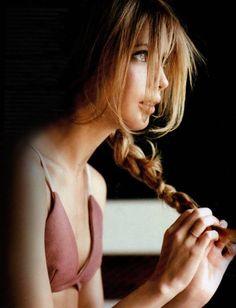 portrait photography, style, the face, braids, beauti, sweet girls, beauty, hair, eye