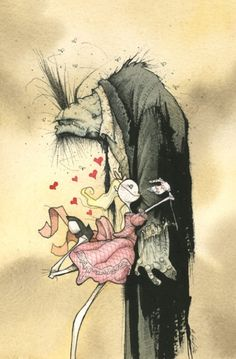 The Art of Gris Grimly