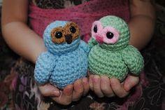 Free Crochet Owlie Patterns